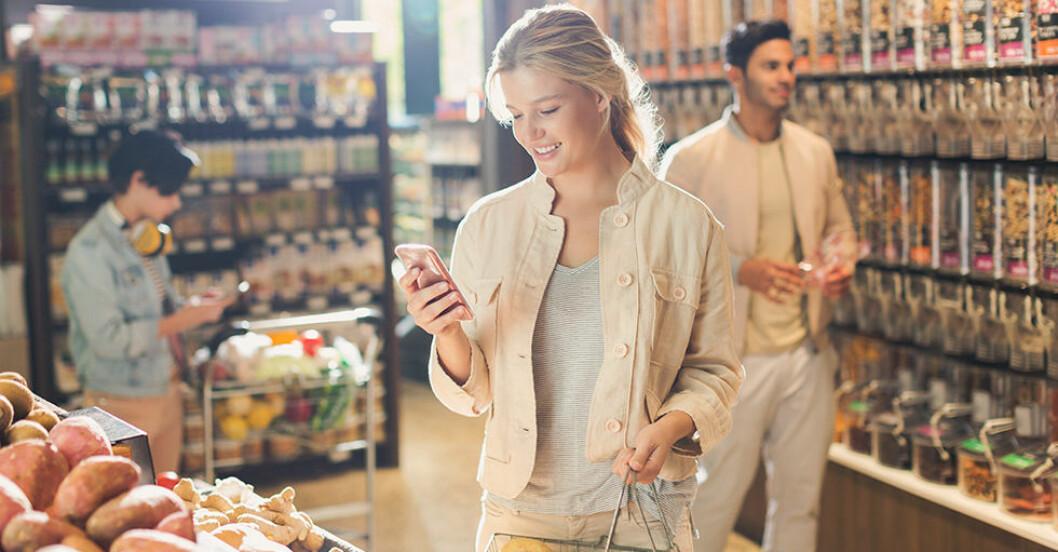 handla mat billigt