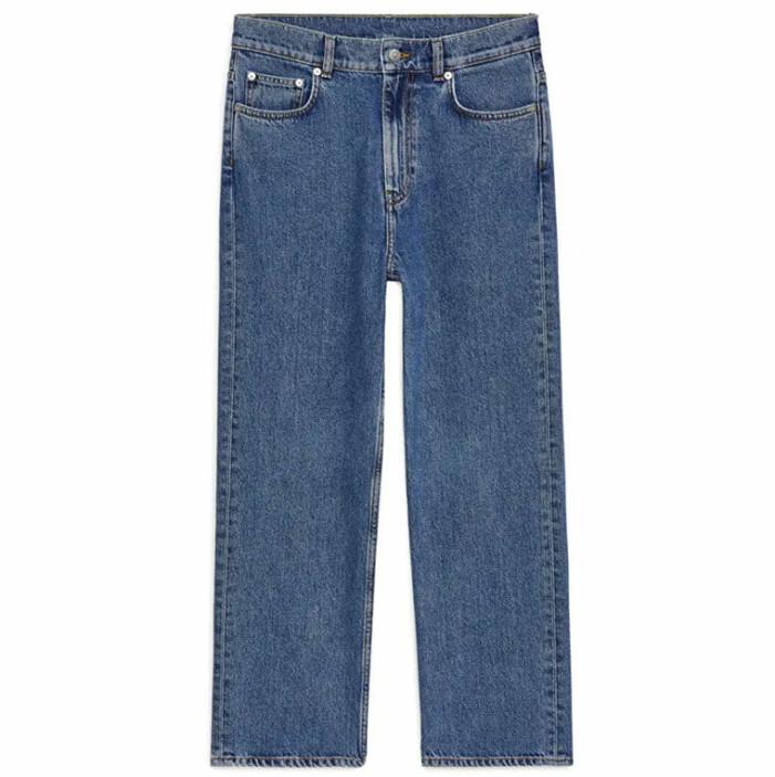 blå jeans arket
