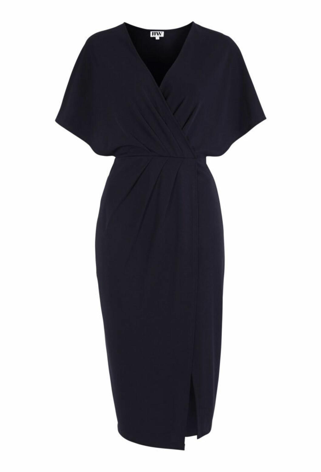Midklänning mörkblå