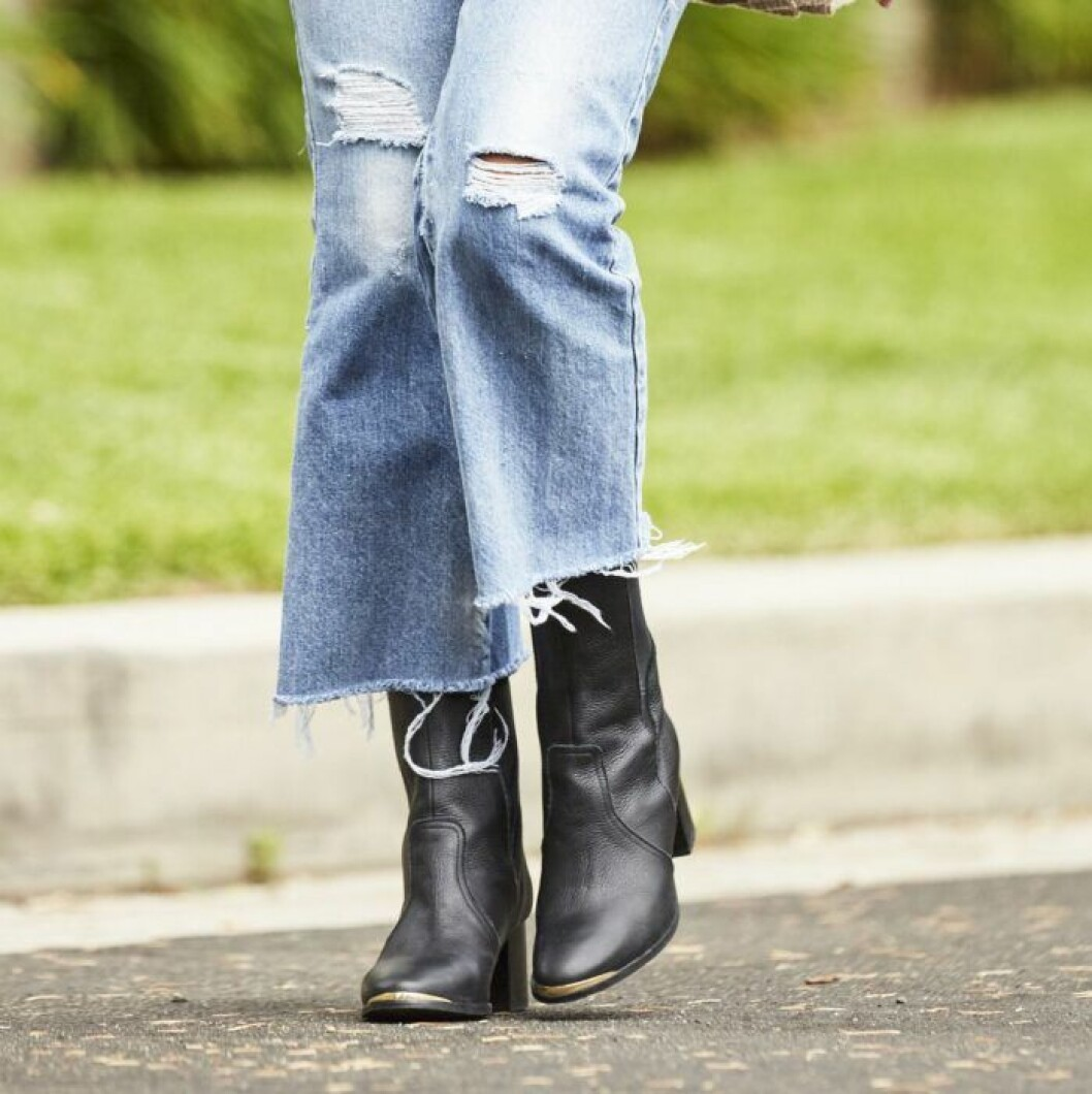 Cecilia Blankens Boots