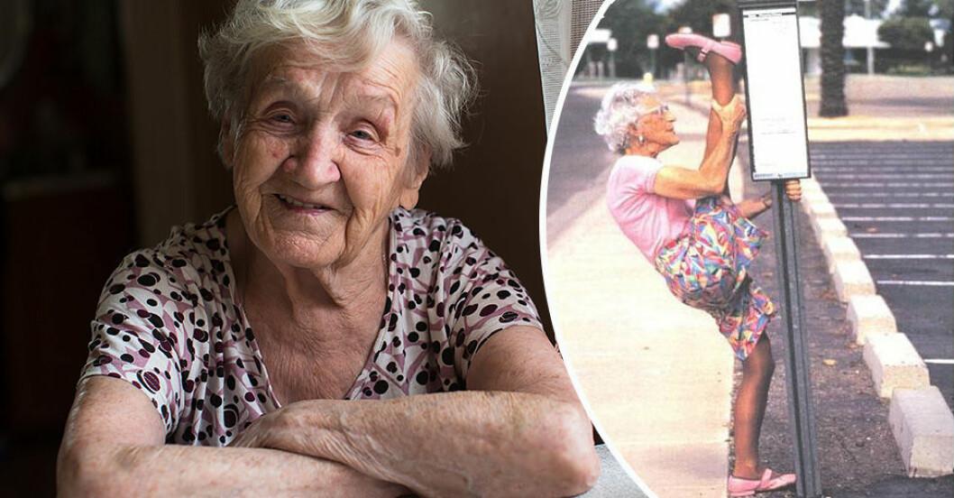 immunförsvar äldre personer