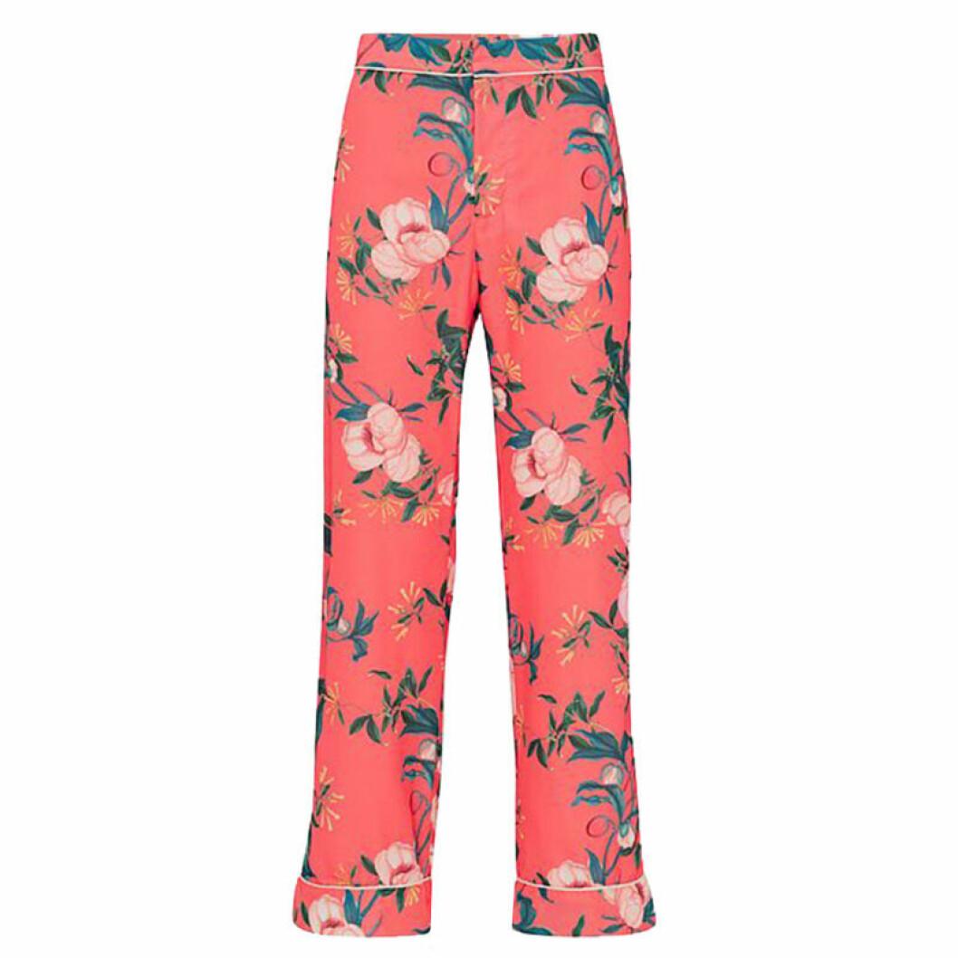 Blommiga byxor från By Malina