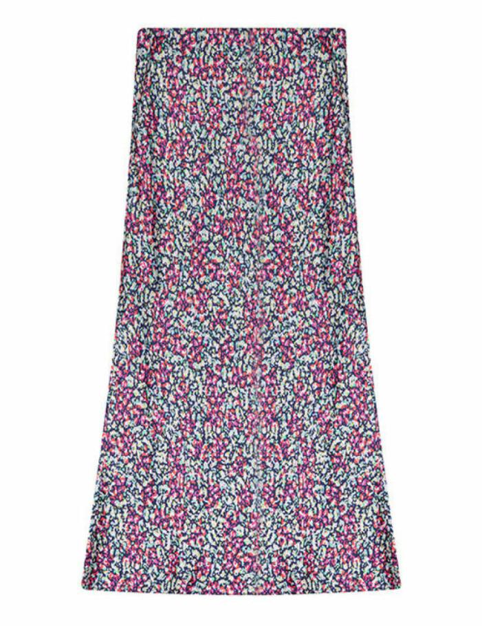 Blommig kjol By Malina