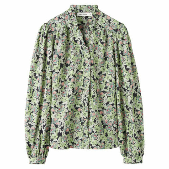 Blus Carin Wester
