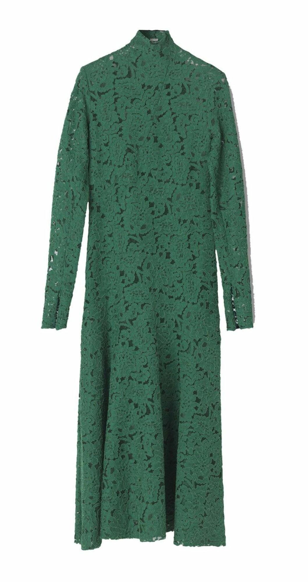 klänning-grön-spets-by-malene-birger