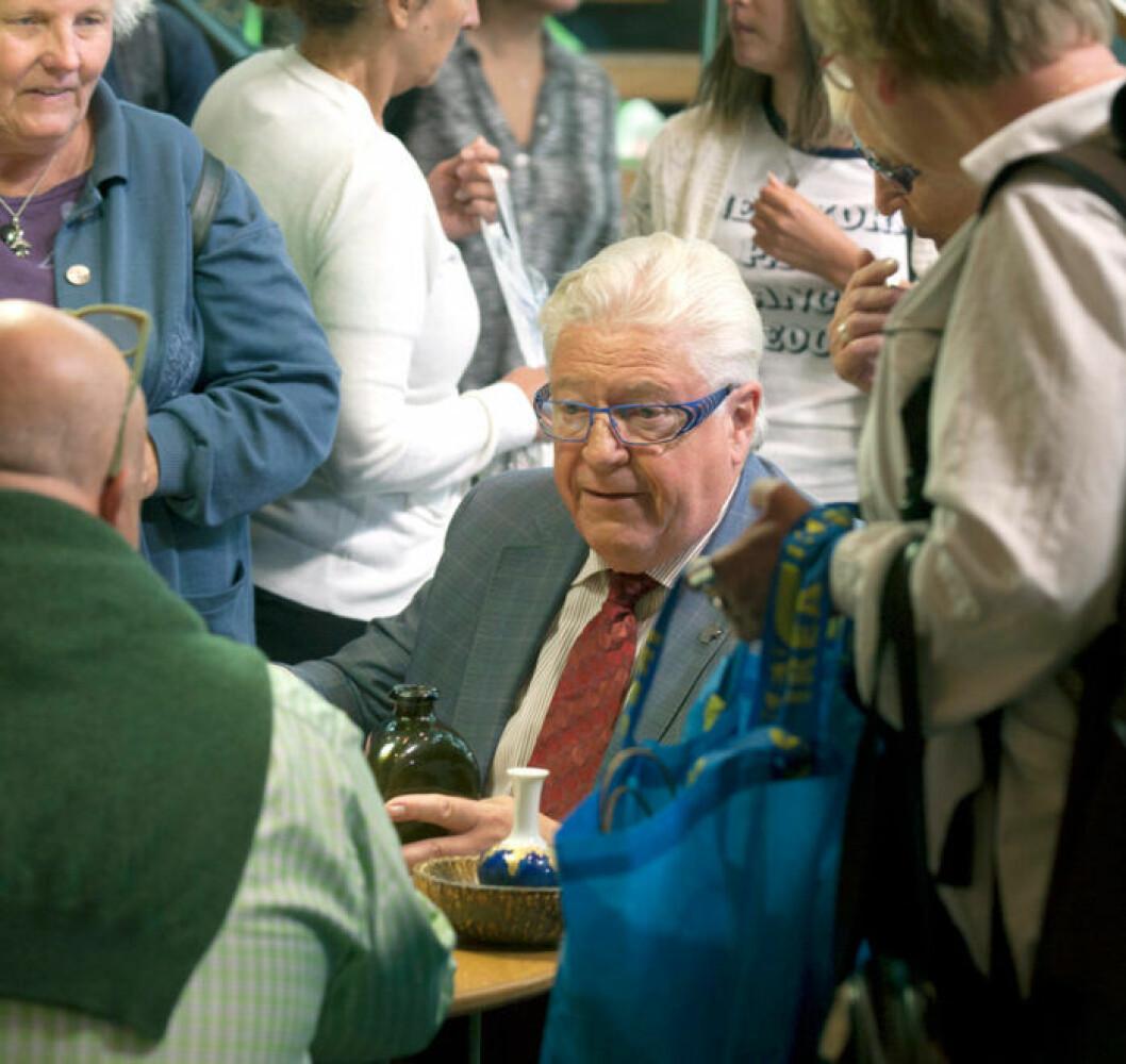 Bo Knutsson, expert Antikrundan