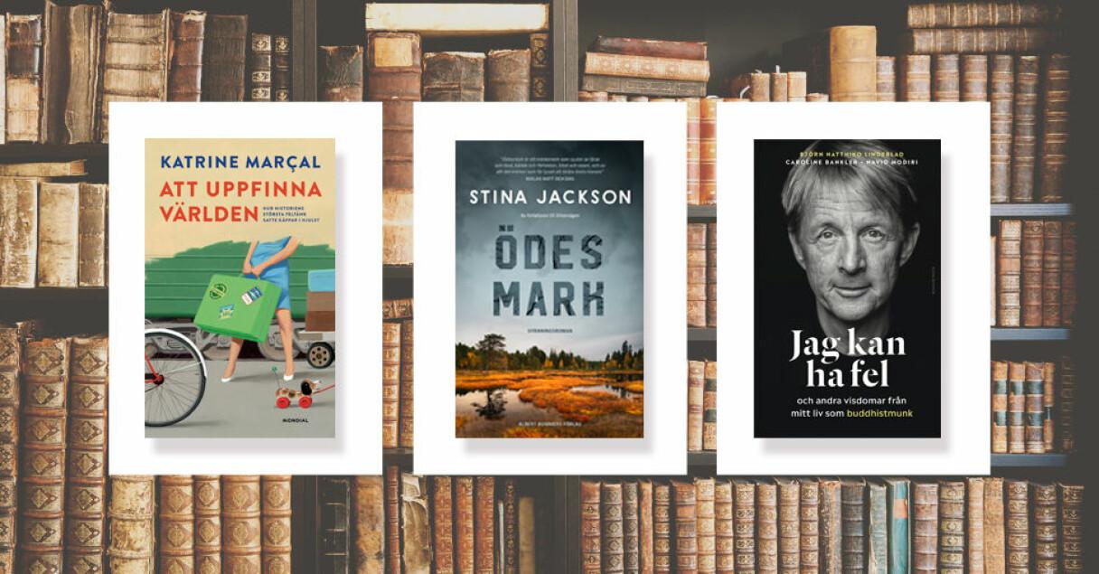 Böcker att ge bort i present
