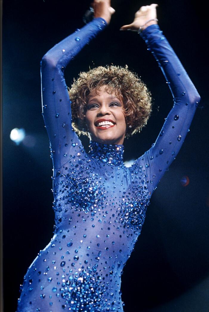 Whitney Houston i full body