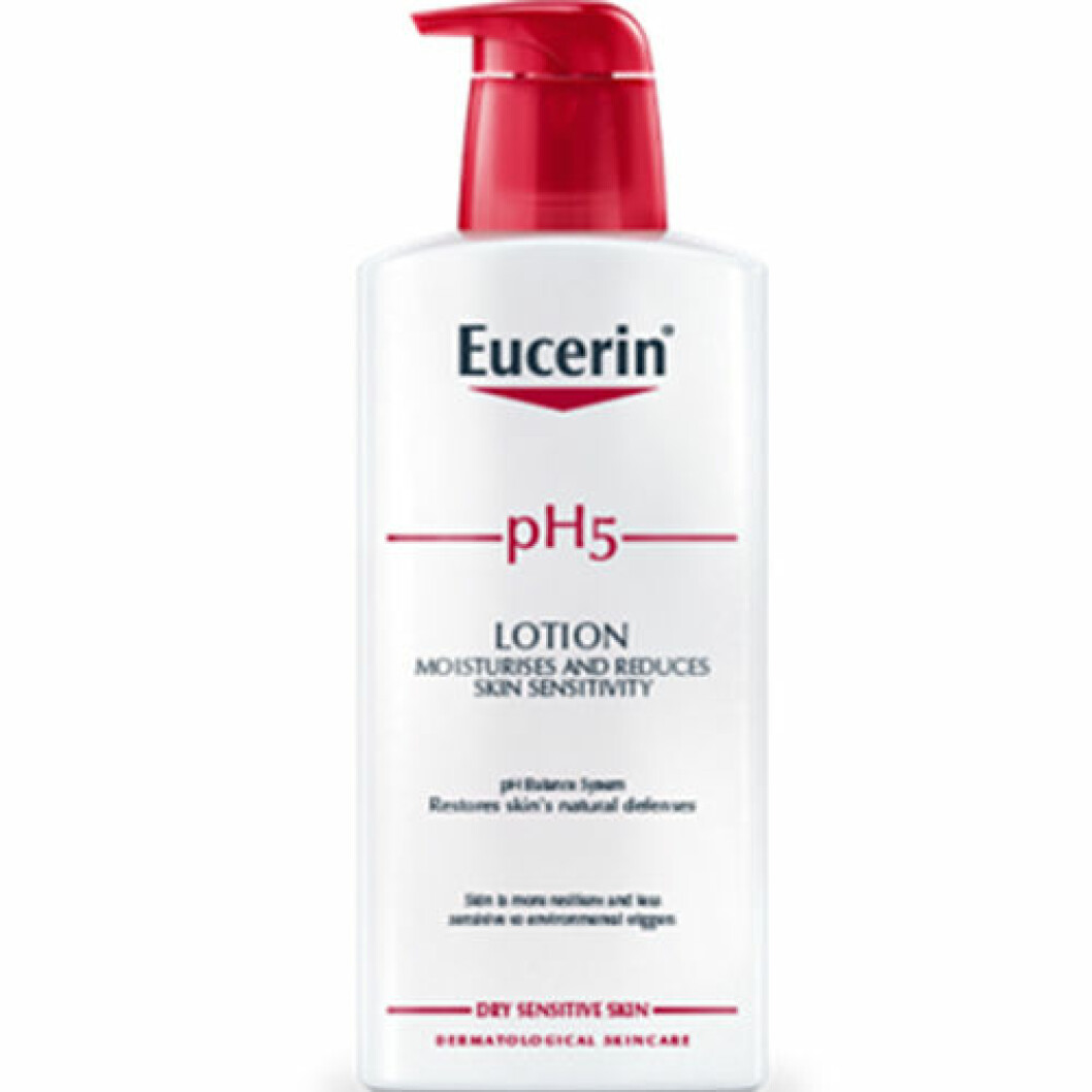 Body lotion från Eucerin