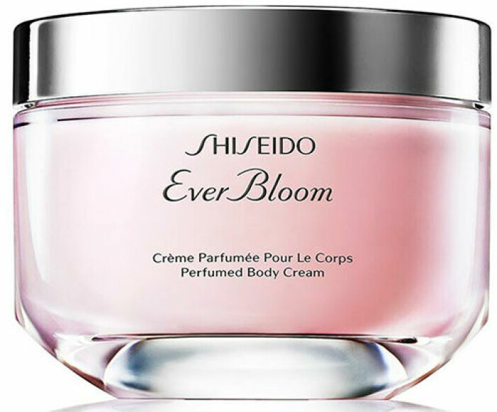 bodylotion shiseido