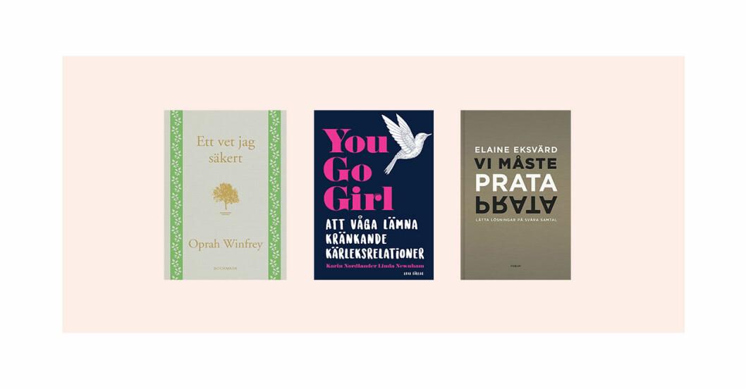 Tips om böcker om sex och relationer att fynda på bokrean 2019