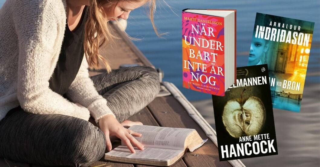 Feminas litteraturredaktör tipsar om böcker att läsa på semestern.
