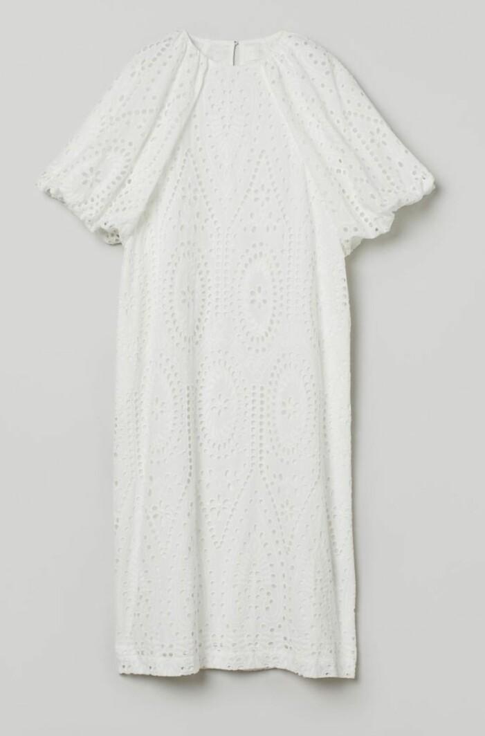 Bomullskaftan från H&M