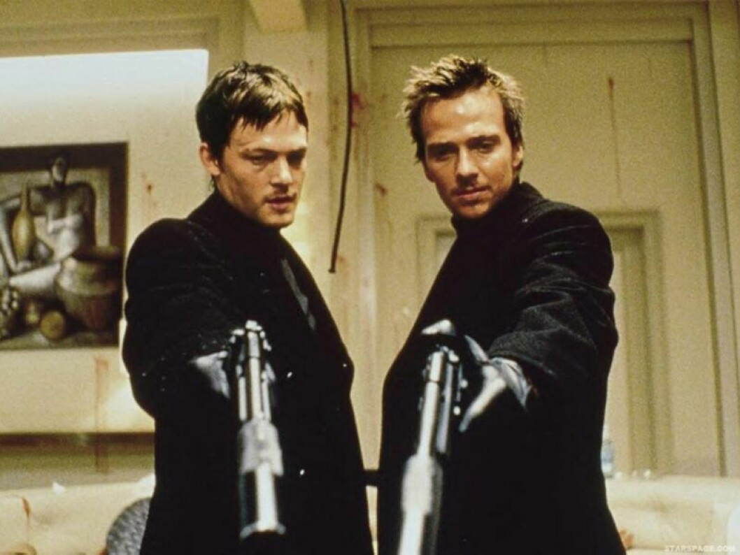 Filmen The Boondock Saints.