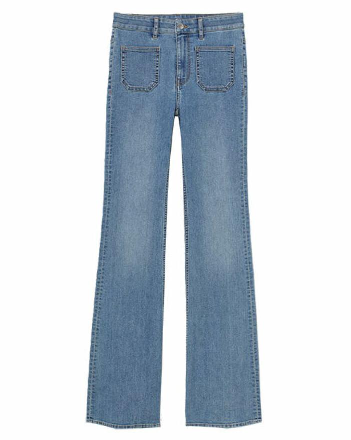 bootcut jeans hm