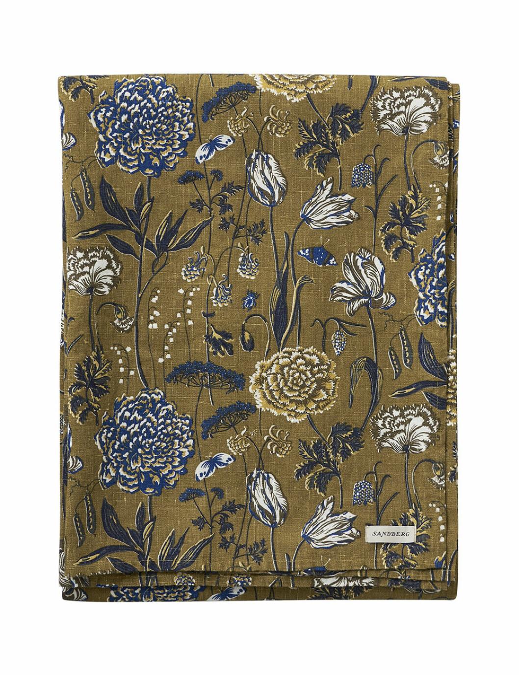 Bordsduk från Ellos och Sandberg Wallpapers kollektion