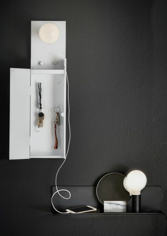 Bordsspegel marmorfot Mio