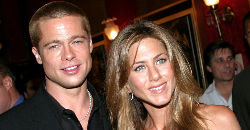 Brad Pitt och Jennifer Aniston återförenas i nostalgisk komedi