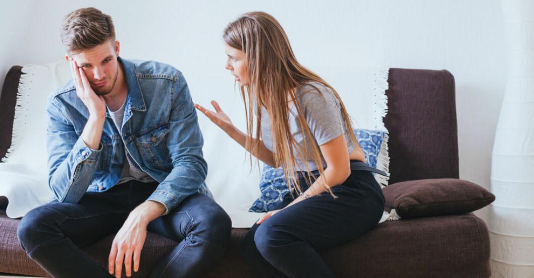 Sakerna du inte ska säga till din partner när ni bråkar