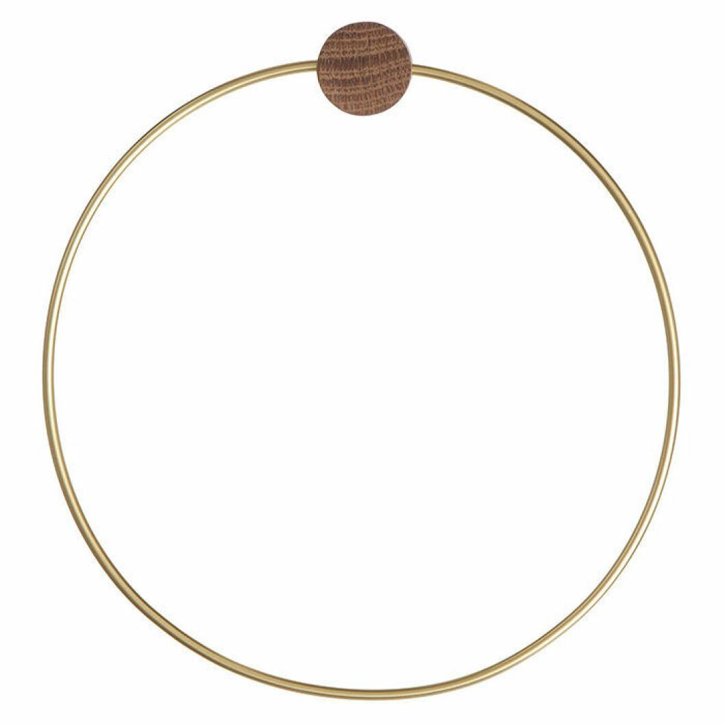 Brass hängare från Ferm Living