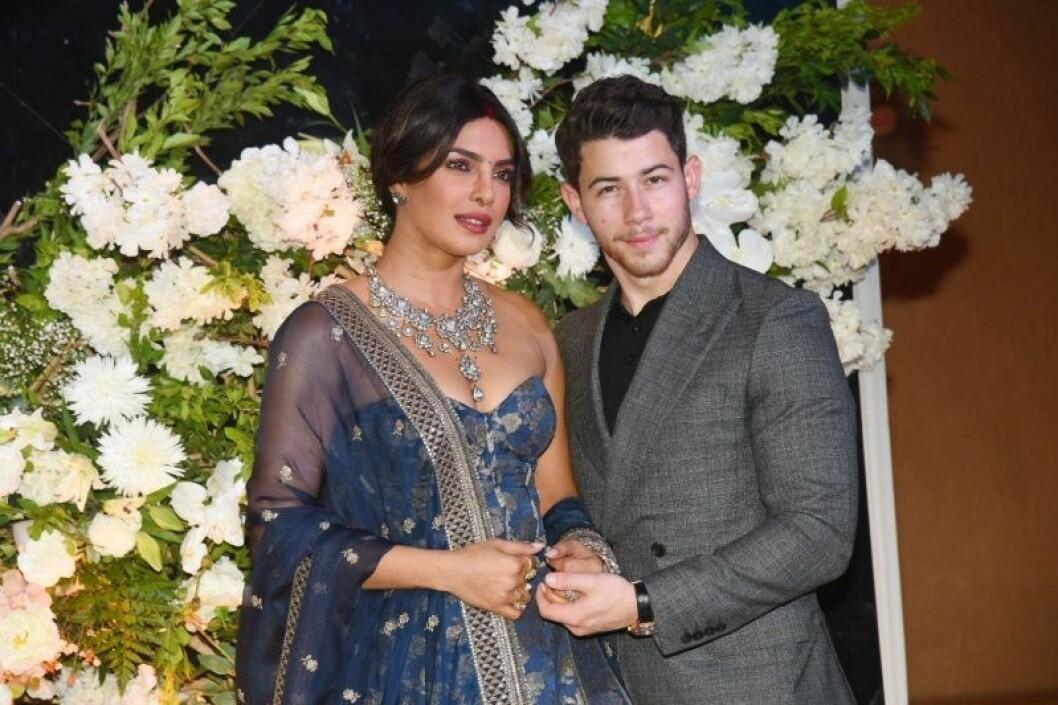 Nick Jonas och Priyanka Chopra