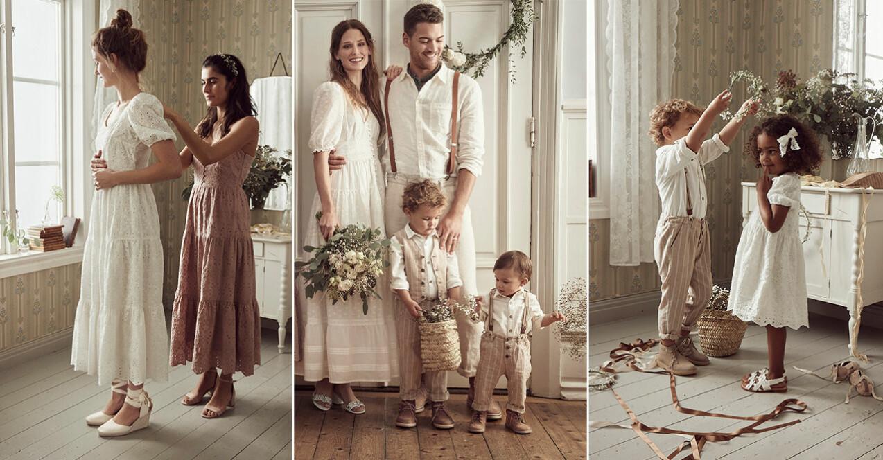 bröllopskollektion newbie