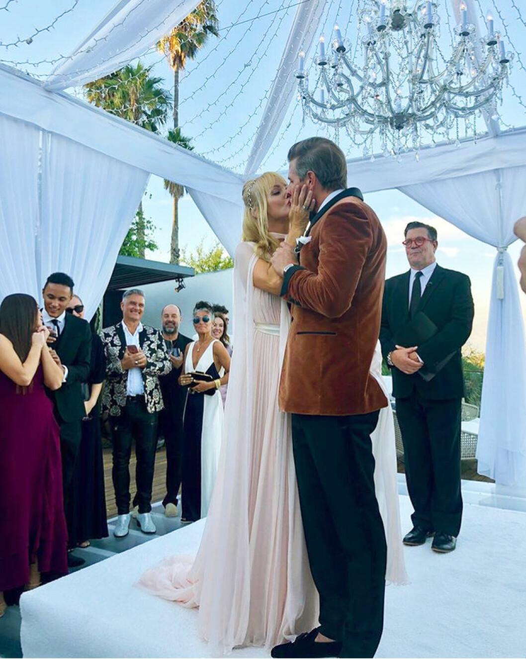 izabella scorupco bröllop