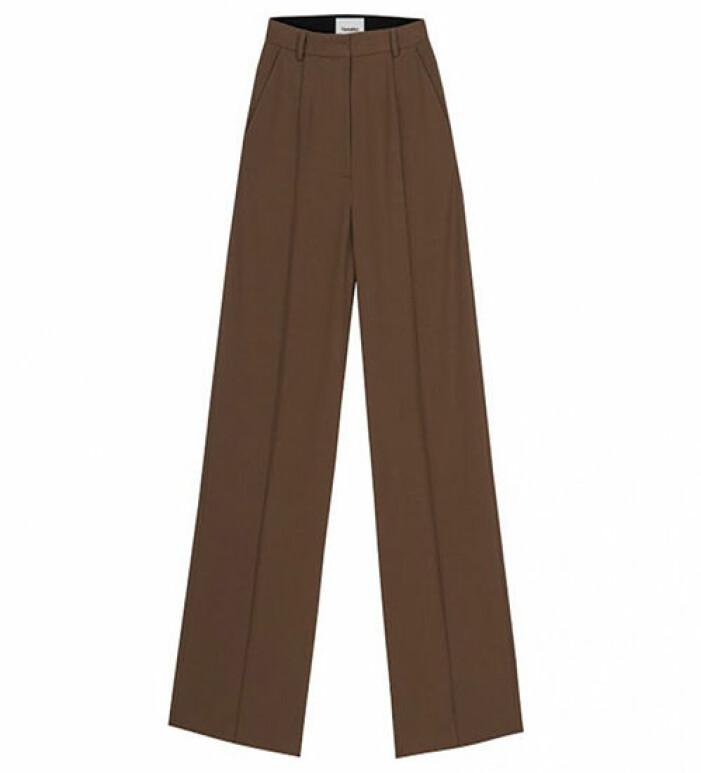 bruna kostymbyxor