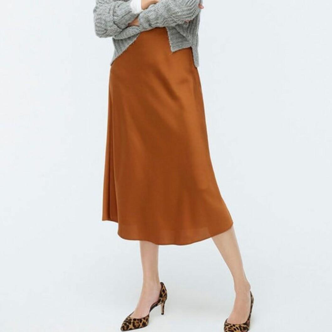 Brun kjol från Marco