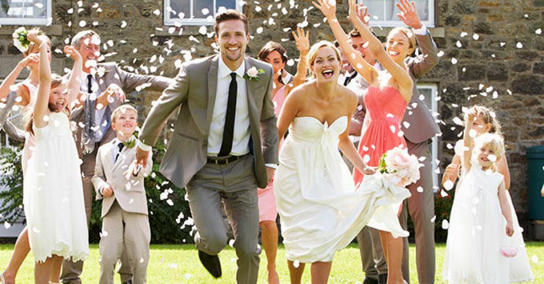 Budgetbröllop - tips för att dra ner på bröllopskostnaderna