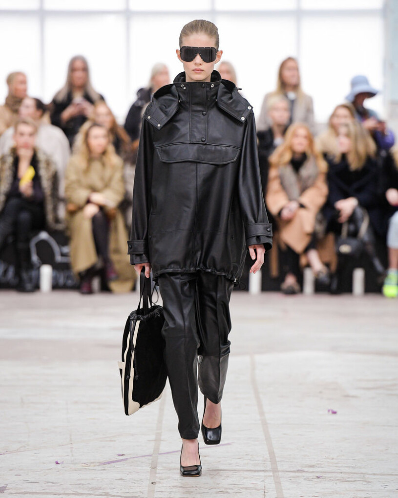 By Malene Birger aw 2020 leather parkas