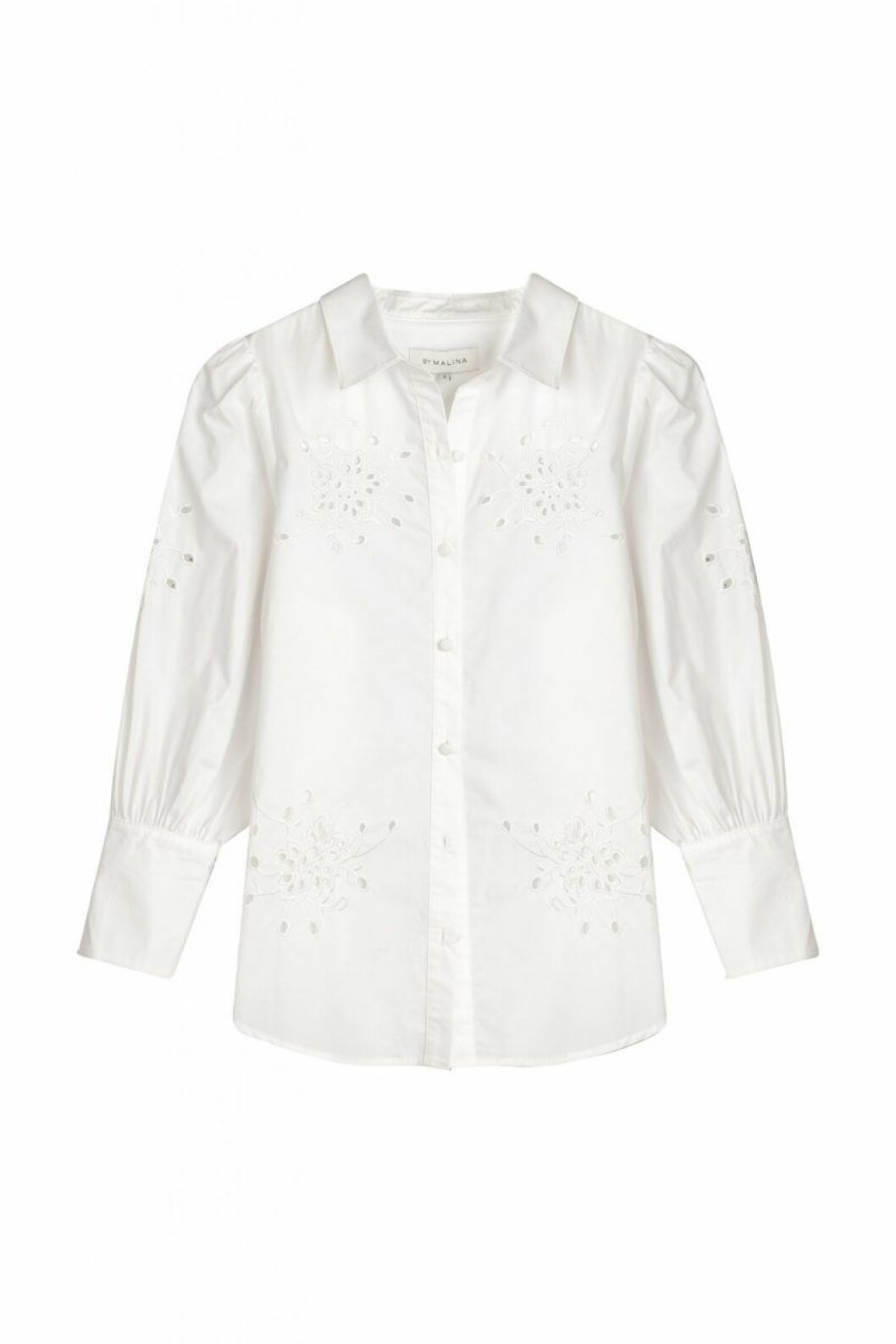By Malina höstkollektion 2020: Vit skjorta