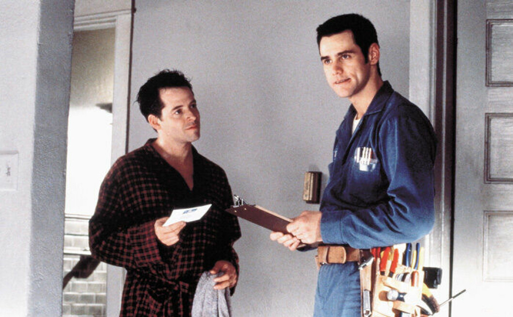 Jim Carrey i Cable Guy