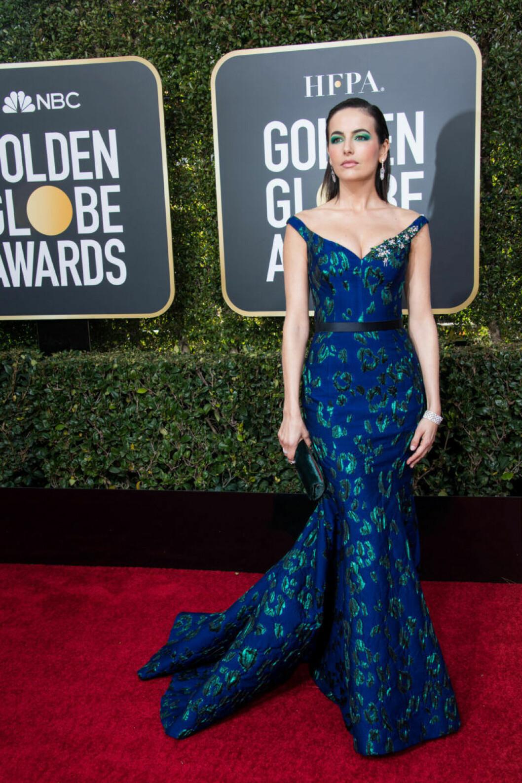 Camila Belle Golden Globe 2019