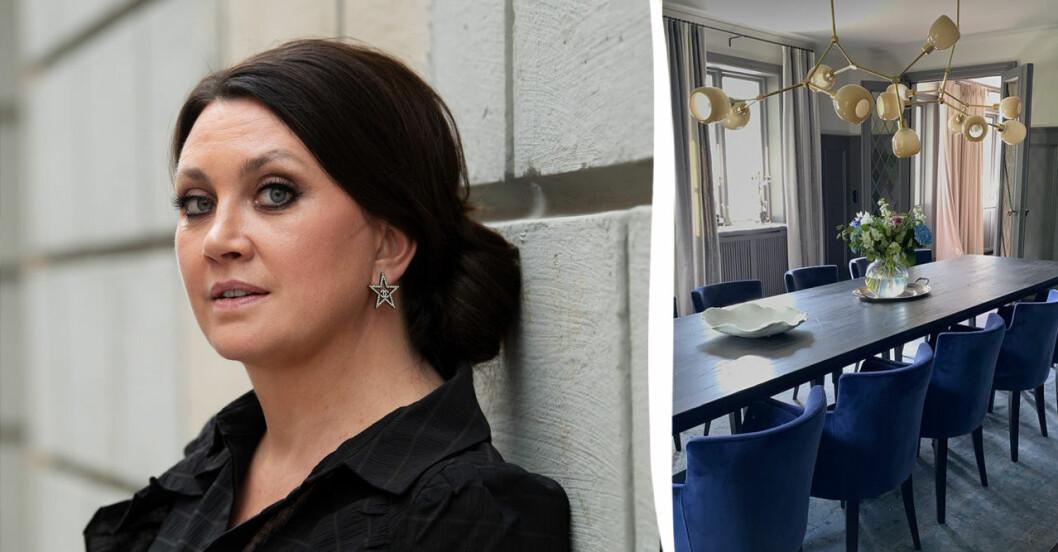 Camilla Läckberg Villa Lumos