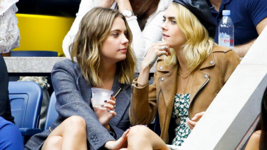 Cara Delevingne och Ashley Benson