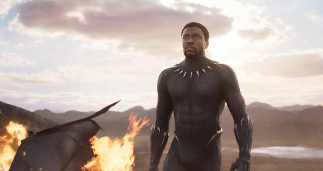 Chadwick Boseman I black panther