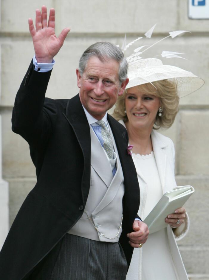 Charles och Camilla