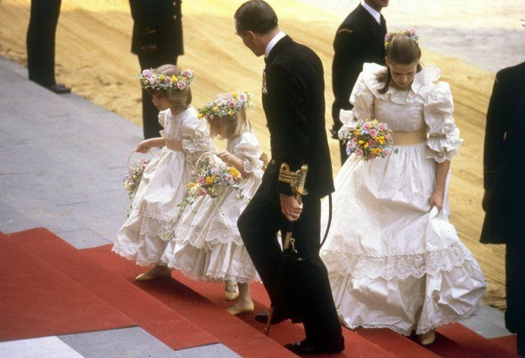 Charles och Diana