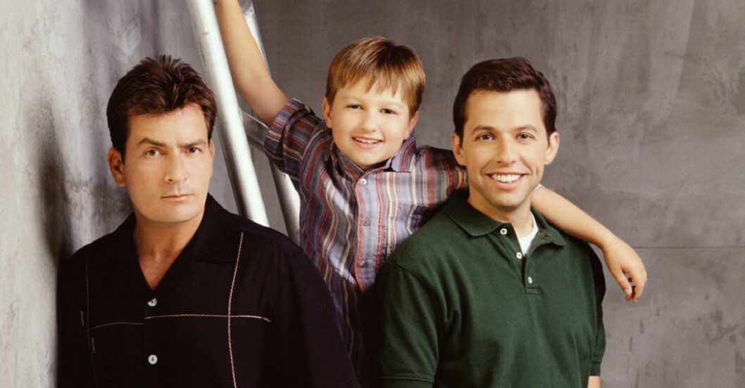 Charlie Sheen, Angus T. Jones, Jon Cryer