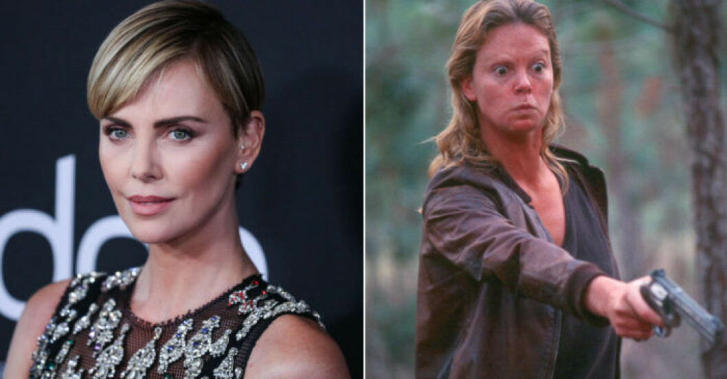 Charlize Theron i Monster.