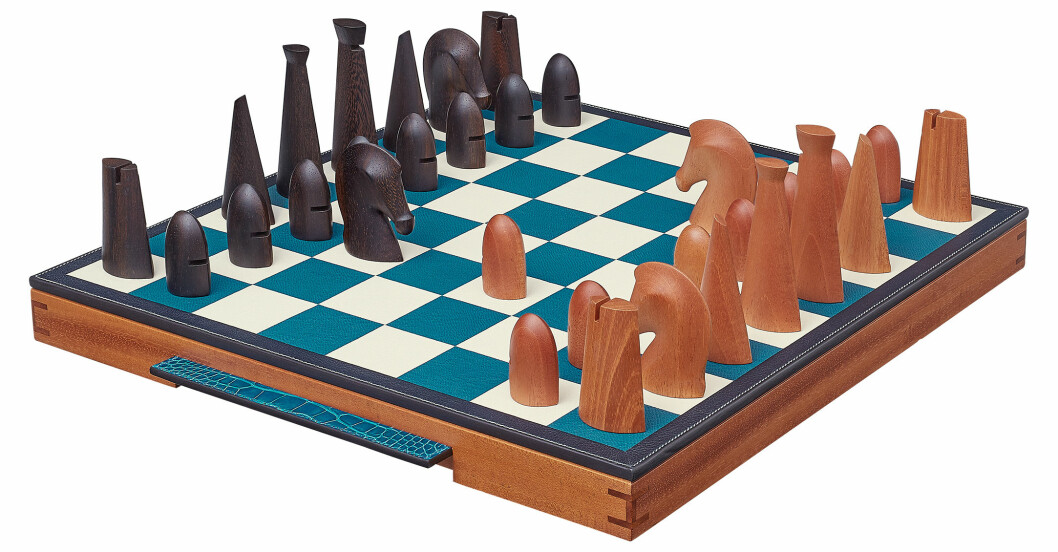 Schackspel Hermes