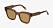Bruna solglasögon med plastbågar. Solglasögon från Chimi.