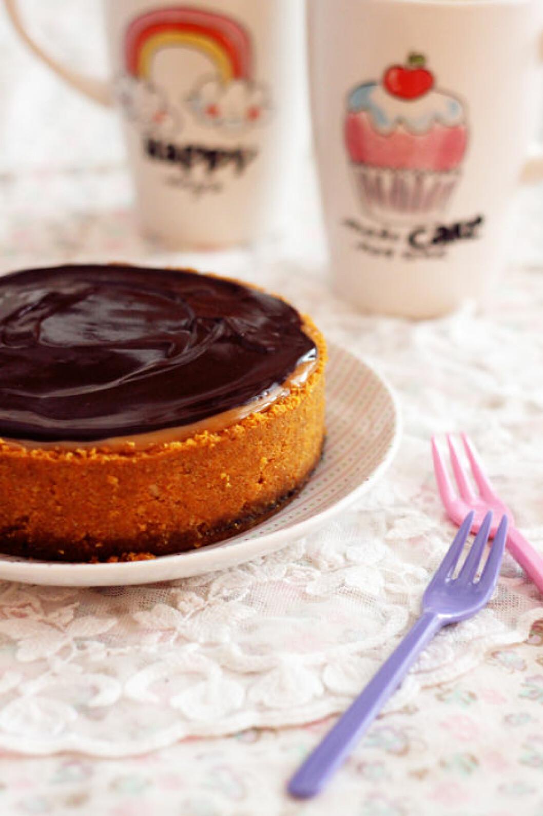 choklad cheesecake extra allt