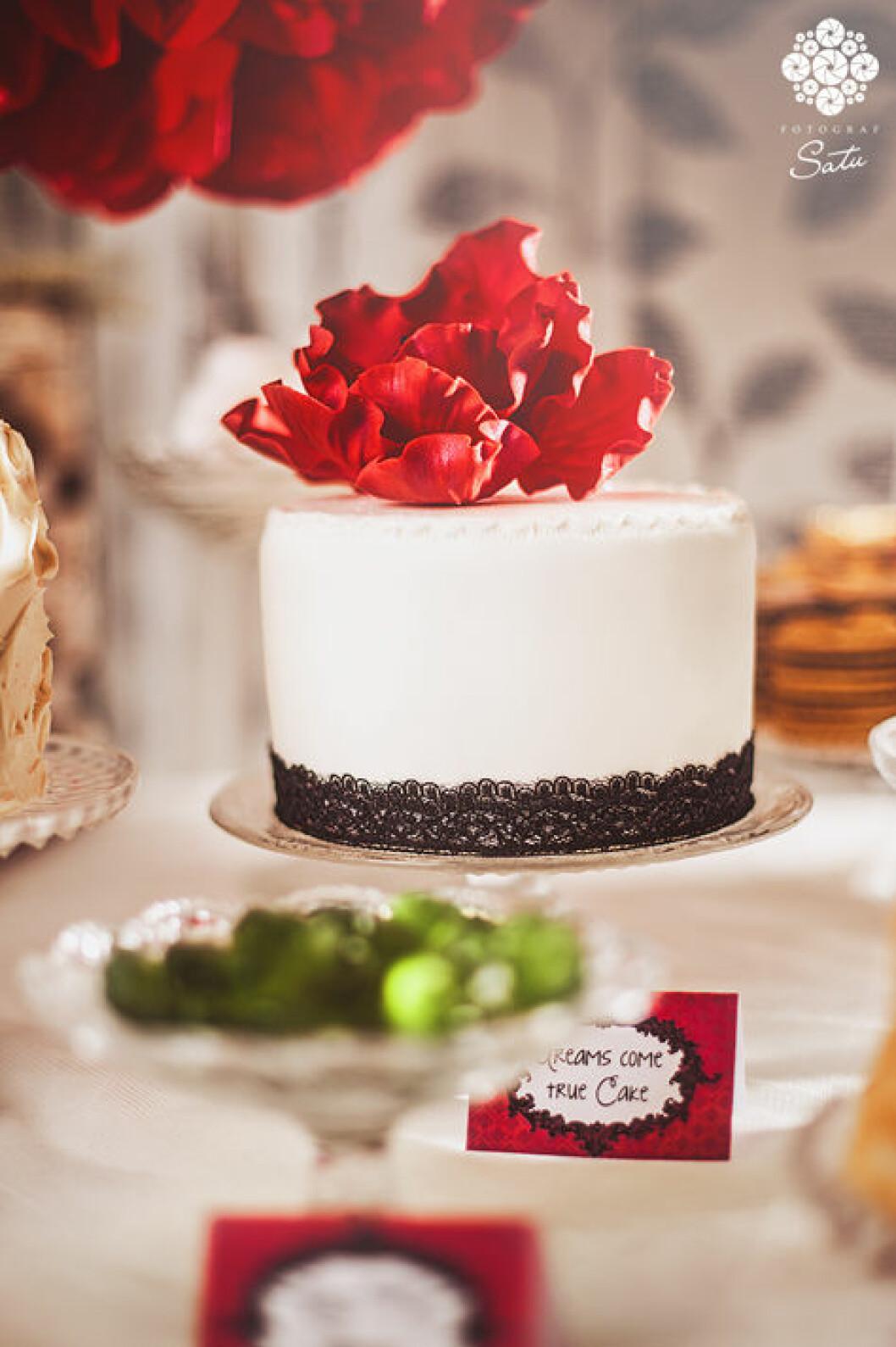 chokladbollstårta födelsedagskalas
