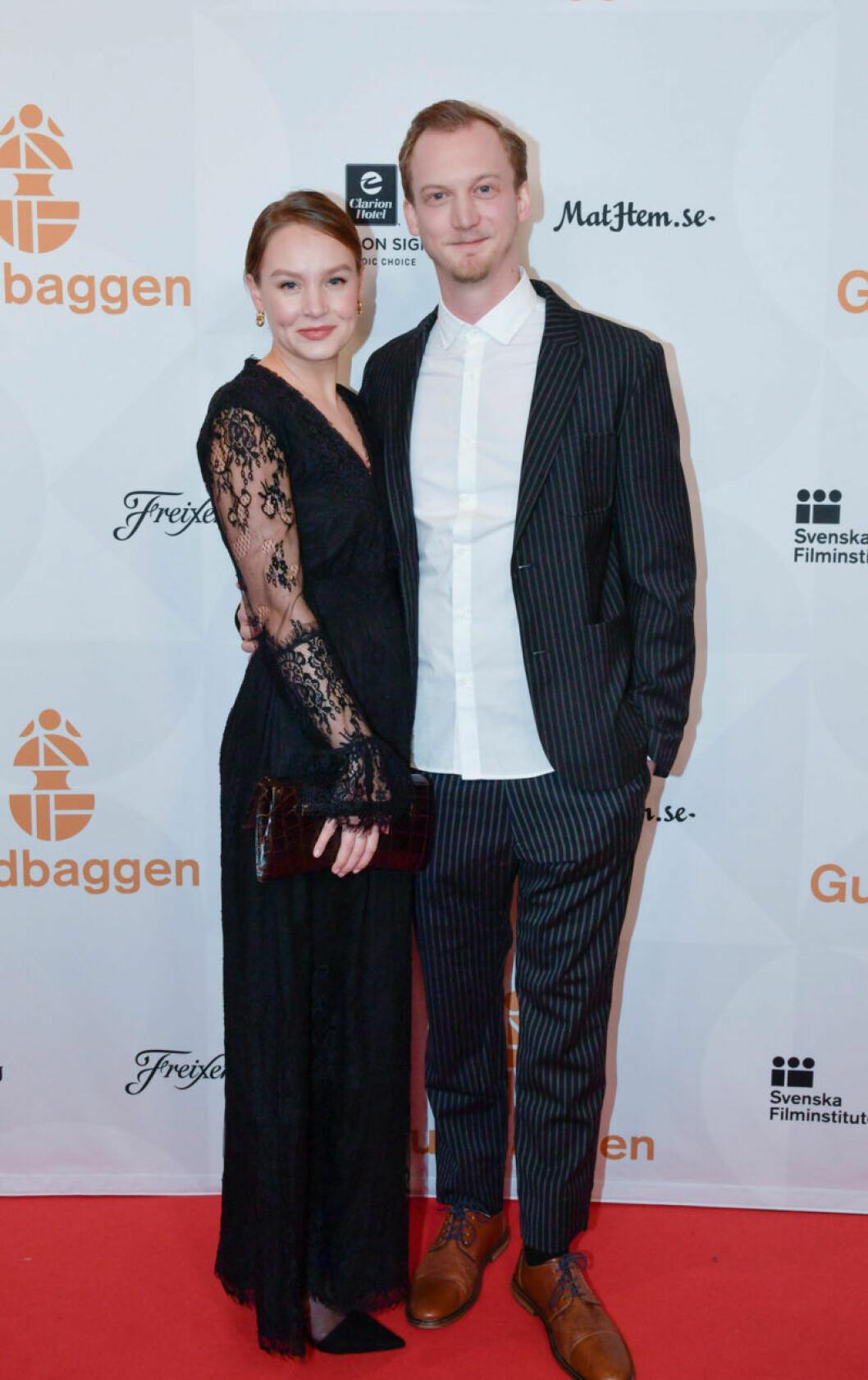 Röda mattan, Christoffer Nordenrot med sällskap