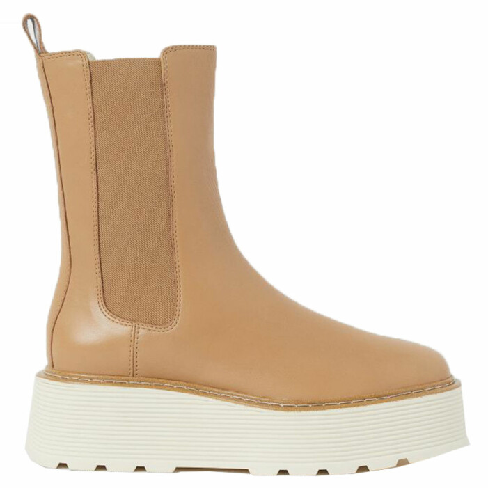 beige boots