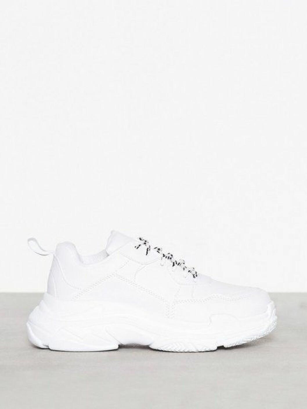 Chunky sneakers på rea