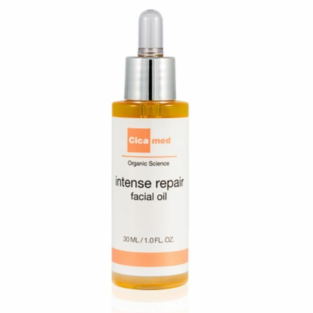Cicamed ansiktsolja intense repair facial oil