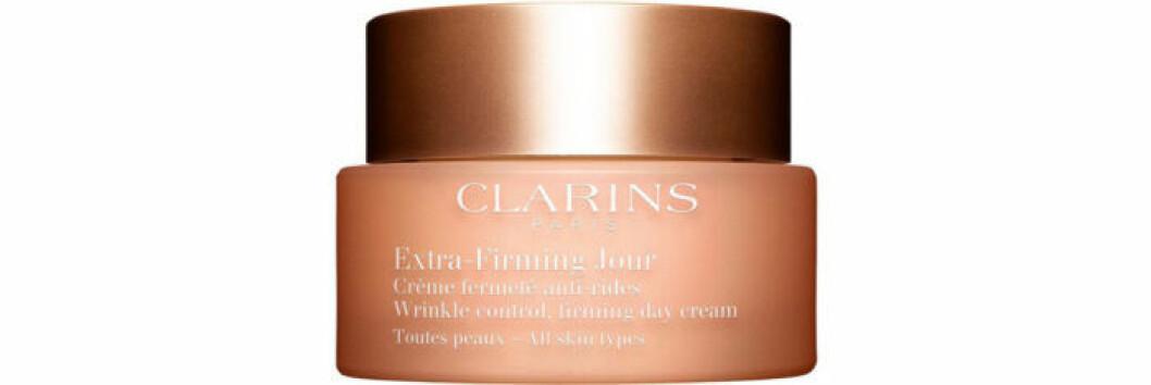 Clarins dagkräm för fastare hud